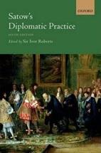 December 2019 Satow's Diplomatic Practice
