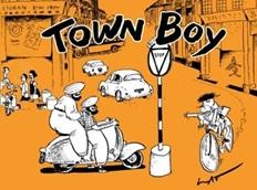December 2019 Town Boy