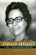 December 2019  Zainab Ahmad : a truly remarkable women