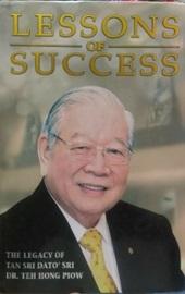Januari 2020 Lessons of Success : The Legacy of Tan Sri Dato' Sri Dr. The Hong Piow