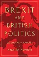 June 2020 Brexit and British Politics