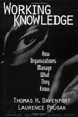 October 2019 Working Knowledge : How Organizations Manage What They Know