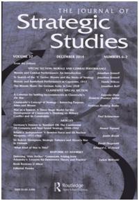 The Journal of Strategic Studies Feb 2015