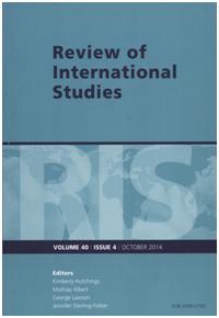 Review of International Studies Feb 2015