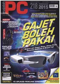 Majalah PC Feb 2015